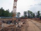 ЖК На Высоте - ход строительства, фото 32, Апрель 2020