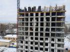 Ход строительства дома № 1 первый пусковой комплекс в ЖК Маяковский Парк - фото 41, Март 2021