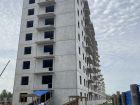 Ход строительства дома № 4 в ЖК Корабли - фото 7, Август 2021
