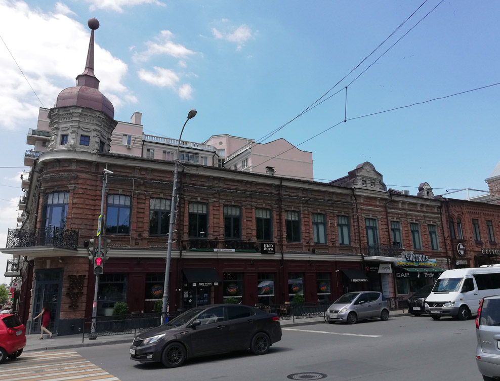 Исторический центр Ростова отдадут под коммерческую застройку