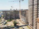 Ход строительства дома № 1 корпус 2 в ЖК Жюль Верн - фото 50, Июль 2017