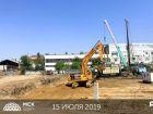 Ход строительства дома Литер 1 в ЖК Рубин - фото 58, Июль 2019