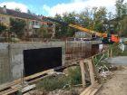 Жилой дом: в квартале улиц Вольская-Витебская  - ход строительства, фото 32, Сентябрь 2014