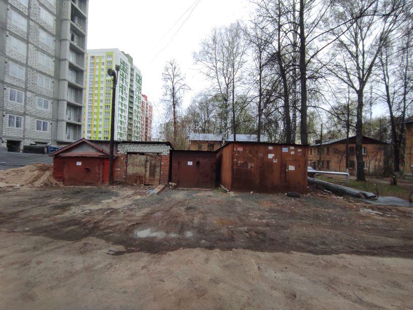 Благоустроенное пространство создадут на месте старых сараев в центре Нижнего Новгорода - фото 1