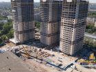 Ход строительства дома Литер 1 в ЖК Звезда Столицы - фото 62, Май 2019