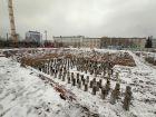Ход строительства дома № 2 в ЖК Книги - фото 41, Ноябрь 2020