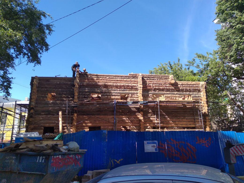 «Дом с болью» отреставрируют в Нижнем Новгороде за 40,7 млн рублей - фото 1