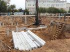 Ход строительства дома № 1 в ЖК Книги - фото 75, Август 2020