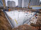 ЖК Zапад (Запад) - ход строительства, фото 58, Март 2019