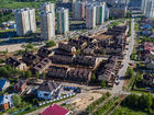Ход строительства дома 4 типа в КП Аладдин - фото 1, Август 2016