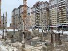 ЖК Горизонт - ход строительства, фото 87, Январь 2020