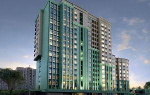 Экологически чистый район города<br> Квартиры от 46,85 м<sup>2</sup> до 146,15 м<sup>2</sup>.<br />