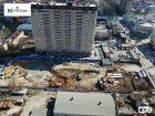 Ход строительства дома ул. Мечникова, 37 в ЖК Мечников - фото 63, Апрель 2019