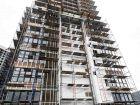 Ход строительства дома Литер 1 в ЖК Первый - фото 34, Март 2019