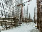 Ход строительства дома Литер 1 в ЖК Первый - фото 137, Февраль 2018