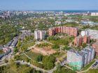 Ход строительства дома № 2 в ЖК Корица - фото 6, Сентябрь 2021