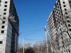 Ход строительства дома № 1, секция 1 в ЖК Заречье - фото 3, Апрель 2021
