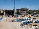 Ход строительства дома Литер 1 в ЖК Звезда Столицы - фото 44, Август 2019
