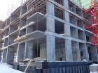 Ход строительства дома № 2 в ЖК Красная поляна - фото 56, Январь 2016