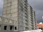 Ход строительства дома № 3 в ЖК Корабли - фото 36, Март 2021