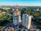 Ход строительства дома № 7 в ЖК Планетарий - фото 11, Август 2018