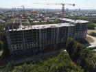 ЖК Открытие - ход строительства, фото 32, Август 2020