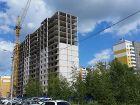 Ход строительства дома № 3 в ЖК На Победной - фото 15, Август 2016