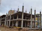 Ход строительства дома № 3 в ЖК На Победной - фото 24, Ноябрь 2015