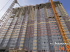 ЖК Zапад (Запад) - ход строительства, фото 9, Апрель 2020