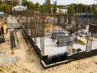 Ход строительства дома № 1 первый пусковой комплекс в ЖК Маяковский Парк - фото 88, Сентябрь 2020