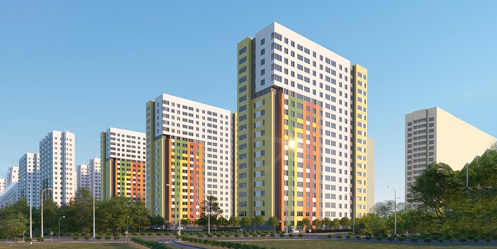 Топ-5 жилых комплексов Нижнего Новгорода с самыми доступными «двушками» - фото 7