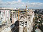 ЖК West Side (Вест Сайд) - ход строительства, фото 68, Сентябрь 2019