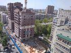 ЖК Династия на Соборном - ход строительства, фото 9, Апрель 2018