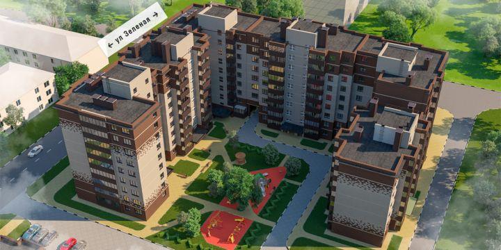 ЖК по ул. Зеленая, п. Дубовое - фото 5